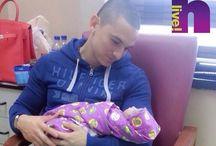 Rozita Che Wan Melahirkan Bayi Perempuan - November 2014 / Rozita Cik Wan Melahirkan bayi perempuan hasil perkongsian hidup dengan Zain Saidin - letest update November 2014