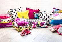 Joanie Design Pillows / Beautiful & unique pillows designed by Joanie Design - www.joaniedesign.com
