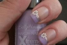 nude with daisy silver tip
