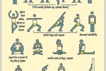 Yoga/ workout