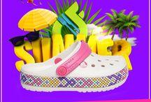 Yeni Sezon Crocs'lar