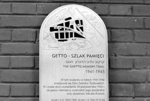 The Kraków Ghetto - contemporary pictures / Krakow Ghetto Buildings as they appear in 2016. These structures were used for the administration and residential habitats of the Jews sent to live in the Krakow Ghetto. All Photos by Auschwitz Study Group Founder Michael Challoner