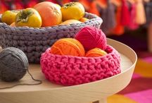 Crochet / Crochet projects for the home