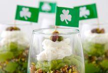 HOLIDAYS - St. Patricks Day Food & Fun