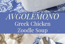 Greek Soup Recipes