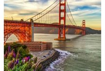 San Francisco inspiration / Everything San Francisco! From tourist attractions to food