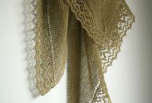снуды шарфы