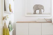 baby box room / by Madeline Tanoto