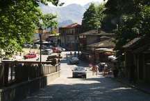 Greece / My second home. Metsovo, Greece.
