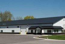 Industrial Buildings / If your building is for business, you'll appreciate how an FBi light industrial building or commercial building can turn a quick ROI. It all starts with an affordable, post-frame construction method, which is considerably less expensive than convention stud wall or block construction.