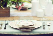 tables & prettiness