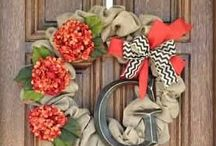 Wreaths / by Beth Bolen