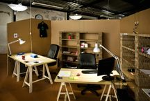 Offices We Like / A selection of eye-catching office designs from across the web / by Liveinsights