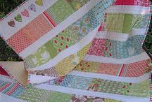 One day I'm gonna make a Quilt.... / Quilt love