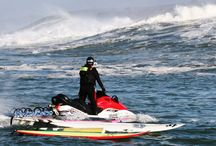Rescue Water Craft - Jet Ski for occupational use / Personal Watercraft (PWC) are used as Rescue Water Craft (RWC) by occupational users. Commonly referred to as 'JET SKIS', they are used in big wave surfing safety, flood, swiftwater, open water and surf responses and rescue