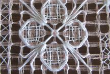Deruta embroidery