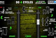 Workout / No pain, No gain