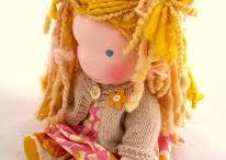 Hobby: Waldorf dolls