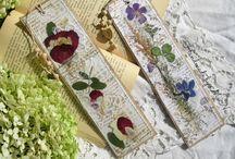 Сухоцветы и другой природный материал