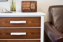 Furniture makeover ideas / by Jordan Compton