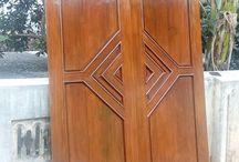 Pintu Jati Minimalis Semarang