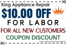 Appliance Repair / Residential & Commercial Appliance Repair TIps, DIY and Service.