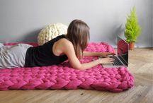 Merino wool creations
