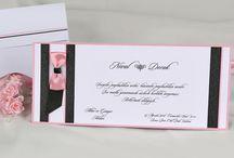 Nunti si Botezuri / Organizari de evenimente: oferim sonorizari, decor sali, invitatii pentru nunta si botez, flori, accesorii pentru evenimente