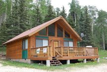 Birdwell's Sheep Camp / Our Cabin is a popular cabin with our guests. The location is ideal for the families looking for the rugged mountain experience with the Natl` Forest as it`s backyard. The ATV Trails are nearby and the parking is more than plenty of room. Rustic Charm!