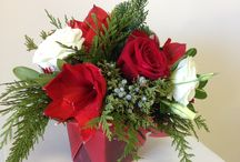 Love In BloomHoliday arrangements and Decor