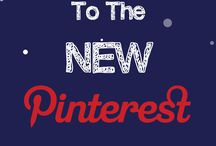 Blogging | Pinterest help for bloggers / Pinterest help and tips for bloggers. Learn how to use Pinterest to increase traffic to your blog.
