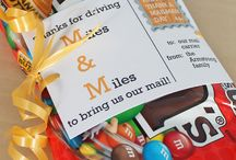 Mail Carrier gift ideas