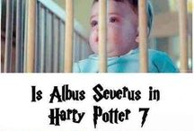 Harry Potter Facts / Did You-Know (-Who) this fact?