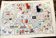 borduren spelletjes