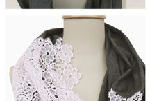Scarf ideas for autumn