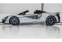 McLaren Performance Exhausts by QuickSilver Exhausts / Images featuring our all our McLaren Sport Exhaust Systems.
