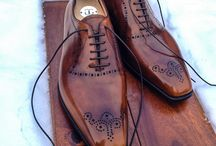Shoes Make the Man / by Kris Lamb