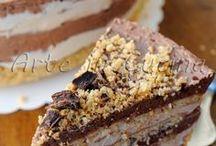 Torta e Nutella fredda