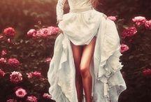 Ball long dress