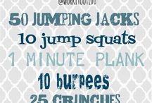 Workitout100 Workouts / Works made by me for you!