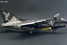 "A-7E CORSAIR 336 SQUADRON ""OLYMPOS"" HAF / www.gmodelart.com"