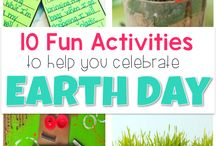 Earth Day Education Resources