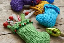 Christmas Crochet Stockings