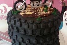 Dirt Bike Bday Party ideas