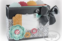 Stampin' Up! - Projects / by Kim Miller