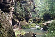 česká příroda
