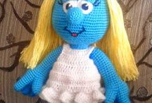 Crochet annimals and dolls!!