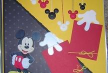 Scrapbook Layouts Disney / by Tami McDaniel