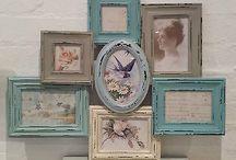 Polyester frame