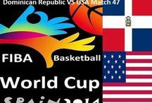 fiba world cup 2014 / by Suklambar Pradhan